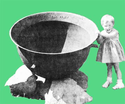 Potash kettle