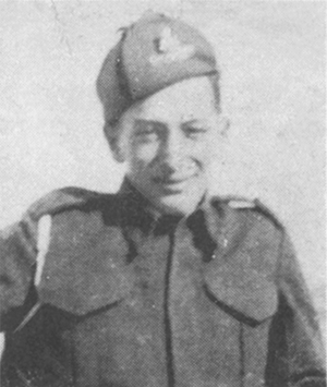 Roland Goyette, R.C.A., 1941, age 21.