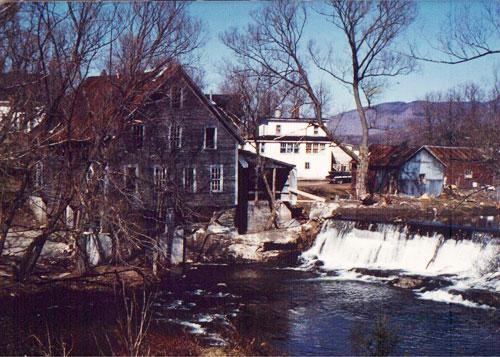 Moulin Shepard à Abercorn