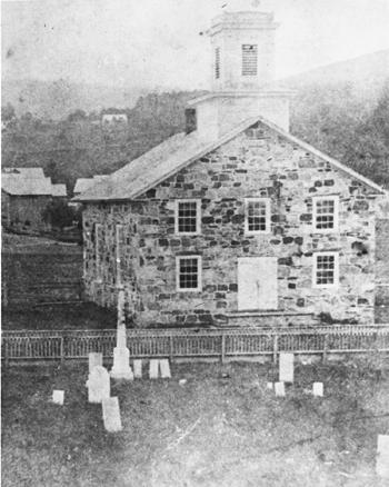 Cimetière de l'église Olivet de Sutton